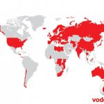 Vodacom global footprint